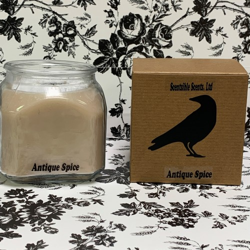 """Double Wick - Box Candle - Replaces the """"cracker' jar"""