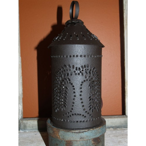 Electric Tart  Warmer - Punched Tin- Short